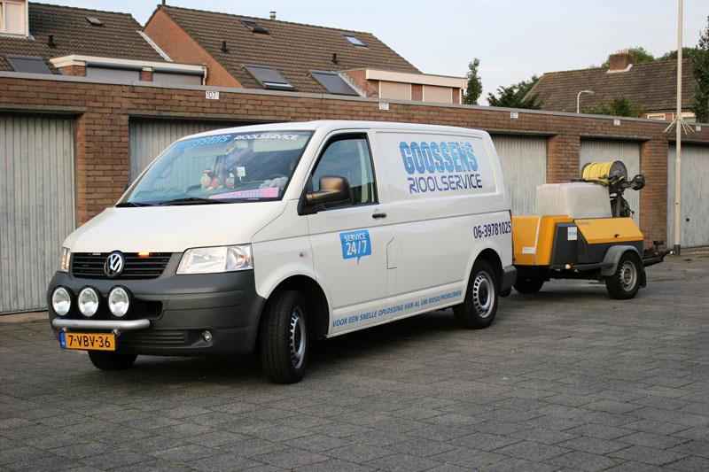 ontstoppingsdienst Bergen op Zoom